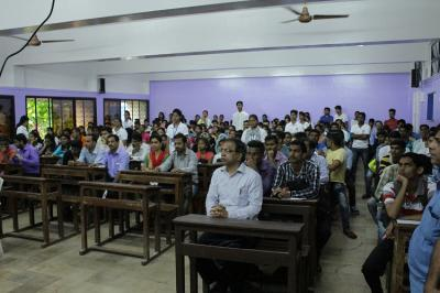 GuestLecture by SatyaPrakash Sir on Competetive Exam-2