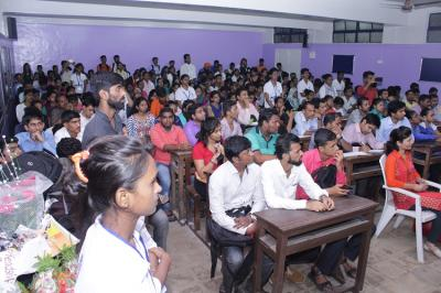 GuestLecture by SatyaPrakash Sir on Competetive Exam-3