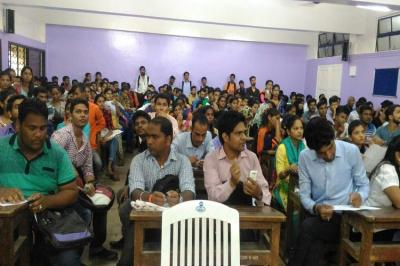 GuestLecture by SatyaPrakash Sir on Competetive Exam-4
